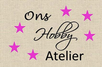 Ons Hobby Atelier Logo